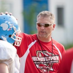 Coach Mike Cochran